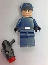LEGO Star Wars - First Order Officer (Navy) - NEW from 75166