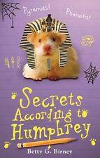 Secrets According to Humphrey (Humphrey the Hamster),Betty G. Birney, Jason Cha