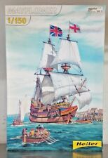 HELLER 1/150 Scale Mayflower Plymouth Sailing Ship Plastic Model Kit 80828 - NEW