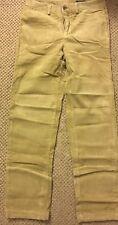 Polo Ralph Lauren Boys Pants Corduroy Khaki 20