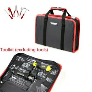 1X Hand Tool Organiser Storage Case Bag For Screwdrivers, Pliers & More New