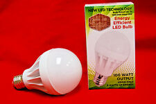 12 Household LED Light 9 Watt Bulbs 100 Watt Incandescent Replacement (#S7024)