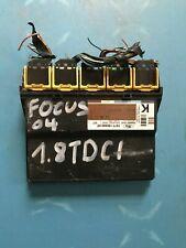 FORD FOCUS MK1 1.8 TDDI CENTRAL LOCKING GEM MODULE ECU UNIT 1S7T-15K600-KF