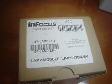 Infocus Sp-Lamp-Lp4 Bulb For Lp400/420/425 New in box