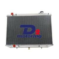 2ROW Radiator For Nissan Navara D22 2.5L YD25 Turbo Diesel AT/MT 2007-ON AUS