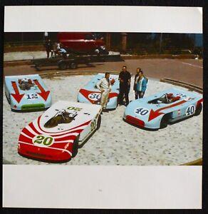 1970 Targa Florio PORSCHE 908/3 Photo Print Jo Siffert
