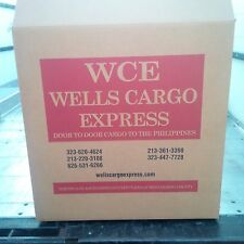 10 Heavy Duty MOVING BOXES On Sale 1 DAY CA DEL,  SHIP/STORE 26x20x26 Trboxtapes
