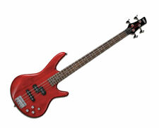 Ibanez GSR200TR Electric Bass Guitar - Transparent Red