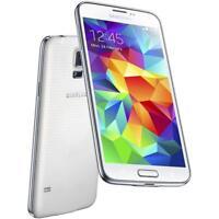 Samsung Galaxy S5 - G900V - 16GB - White (Verizon + GSM Unlocked AT&T, T-Mobile)