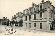 Carte DIJON La Gendarmerie
