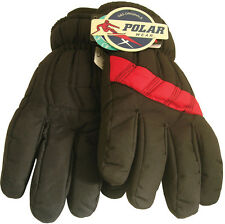 New! Max Force Winter Universal Large/Extra Large Polyester Ski Gloves 05-0189