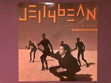 "Jellybean feat. Adele Bertei - Just A Mirage (7"" single) picture sleeve JEL 3"