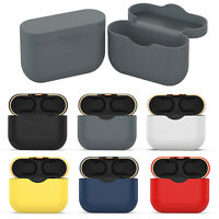 Silicone Waterproof Protective Case Cover for Sony WF-1000XM3 Wireless Headphone