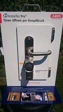 ABUS HomeTec Pro CFA3000 Silber Funk-Türschlossantrieb NEU vom Fachhändler