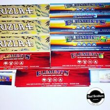 Rizla Papers Elements Papers Elements Roach Card Roach Paper Organic Rice Paper