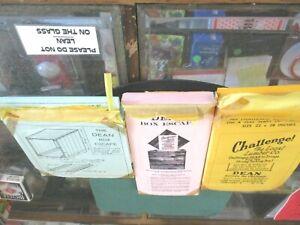 RARE Challenge Box Escape Instructions & Promo Cards