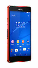 Sony Xperia Z3 Compact Z3 Compact D5803 - 16GB - Orange (Unlocked) Smartphone