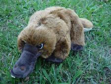 *NEW* PLUSH SOFT TOY Korimco Deluxe Platypus 33cm - Australian Native Animal