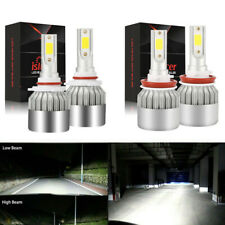 CREE 9005 + H11 3020W 453000LM Combo LED Headlight Kit High Low Beam Bulbs 6000K