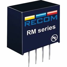 Recom 10000546 RM-1212S 0.25W DC/DC Converter 12V In 12V Out
