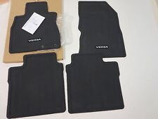 New NISSAN Brand OEM  2014 2015 2016 Versa Note Carpet floor mats / liners