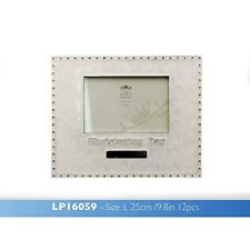 Christening Day Guest Book / Photo Frame LP16059
