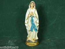 Große Mutter Maria Mutter Gottes Madonna Heiligenfigur 31 cm N. D. de Lourdes
