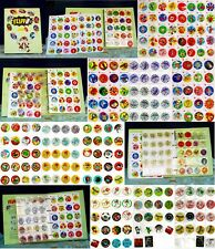 FLIPPO POGS CAPS TAZOS Flippo map 2 collection + more than 150 Flippos + extras