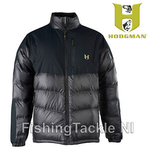 1/2 PRICE Hodgman Aesis HyperDRY Goose Down Jacket Water Resistant Fishing
