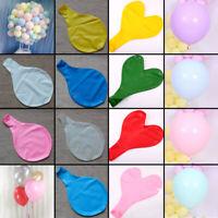 36''' Giant Latex Heart Balloon Helium Jumbo Wedding Birthday Party Decoration