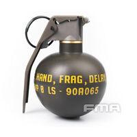 Mini Dummy Model Nylon M-67 M67 Grenade FMA Tactical Airsoft Game Props Hot