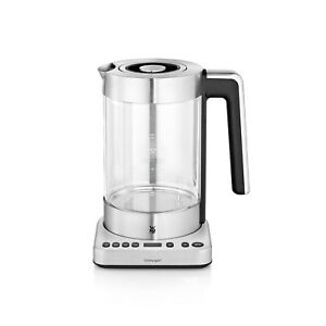 WMF Lono Tee- und Wasserkocher 2in1 1,7L Edelstahldeckel Warmhaltefunktion