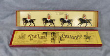 Vintage W. Britain's Mid Century Life Guards No. 1 Set