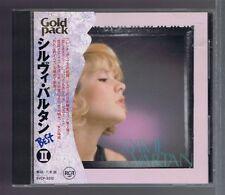 CD SYLVIE VARTAN  BEST OF  II JAPAN PRESS
