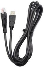 USB Barcode Scanner Cable For Motorola Symbol LS2208 LS4208 LS9208 LS7708 M2007