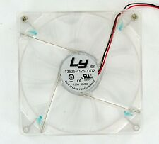 LY 13525M12S-L 135mm x 25mm Power Supply Replacement Fan, Blue LED, 2Pin