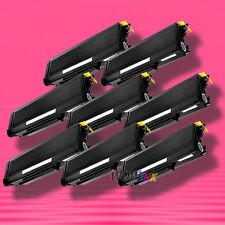 8P TONER FOR BROTHER TN-650 TN650 TN620 TN-620 HL-5370DW HL-5370DWT