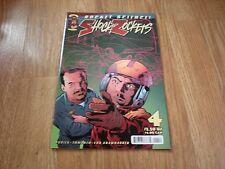 Shock Rockets #4 (2000) Image Comics