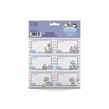 Me To You Tatty Teddy - Set Of 18 School Sticker Labels Feat MBNF 346841