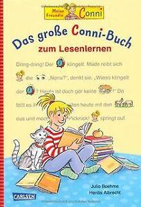 LESEMAUS zum Lesenlernen Sammelbände: Das große Conni-Bu...   Buch   Zustand gut