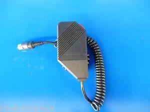 Handmikrofon DD60, Peitel, Funk/BOS/Feuerwehr/Mikrofon/Teledux/IT