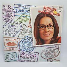 LP Nana Mouskouri: Passport (Philips 9101 061) UK 1979 Gatefold NM