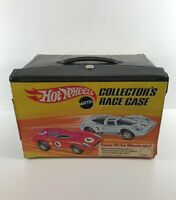 1969 Hot Wheels Redline Era Collectors Race Case Porsche Version Holds 48