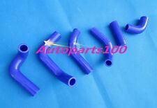 FOR HUSQVARNA RADIATOR SILICONE BLUE HOSE KIT TE400 TE450 TE510 2002-2008