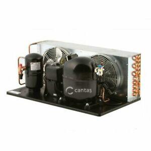 Verflüssigungssatz Kühlaggregat NEU Embraco FrigoCraft M012.A02SF4225.T6222G.EP5