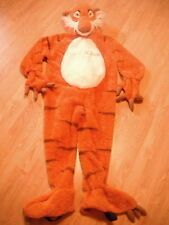 Disney Store SHERE KHAN Boys COSTUME XXS 2/3 Jungle Book Tiger HALLOWEEN