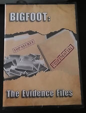 Bigfoot: The Evidence Files (DVD,2014) Over 20 Researchers!
