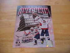 Alex Ovechkin 2018 Conn Smythe Winner LICENSED 8X10 Photo FREE SHIPPING 3/more