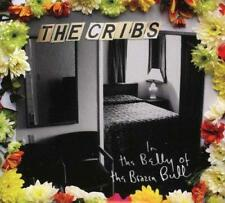 The Cribs - In The Belly Of The Brazen Bul (NEW CD+DVD)