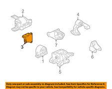 MITSUBISHI OEM 08-17 Lancer ENGINE-Side Mount Bracket 1091A237